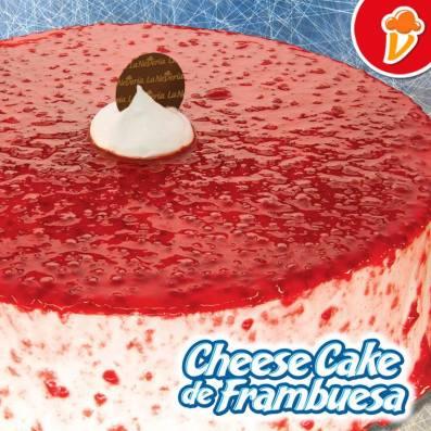 nuevo Cheese Cake FRAMBUESA La Neveria