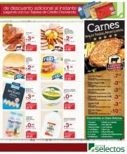 ofertas SUPER SELECTOS carnes y embutidos frescos - 26mar14