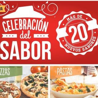 promocion celebracion Sabor 25-mar-14