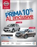 promotion NISSAN Versa TIIDA auto savings GRUPO Q - 11mar14