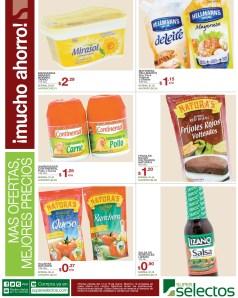 salsa aderezos mantequilla SUPER SELECTOS promcoiones - 14mar14