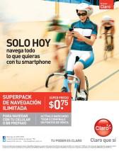 superpack navegacion ilimitada internet CLARO sv - 12mar14