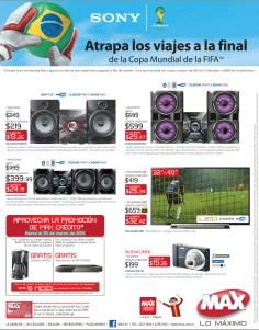 tiendas Max sv PROMOCION credito - 21mar14