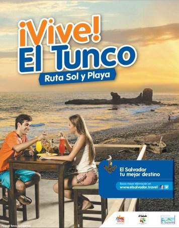 vive el verano en Playa El Tunco El salvador mejor destino