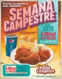 CUPON Menu super campestre a MITAD de PRECIO - 28abr14