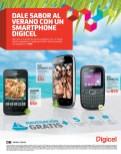 Dale sabor al verano con un SMARTPHONE DIGICEL - 04abr14