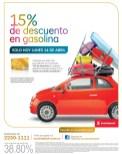 Descuento en gasolina HOY LUNES - 14abr14
