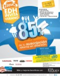 EDH invita el verano