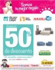 Garantia extra en MUEBLES con DESCUENTO - 25abr14