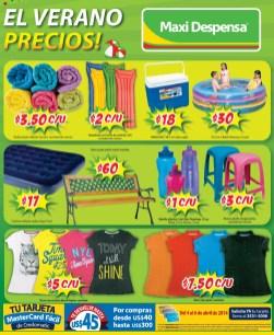 OFERTAS Maxi Despensa el salvador - 04abr14