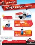 Promocion en super combos de verano - 14abr14