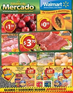 Sabados de Mercado OFERTAS walmart sv - 05abr14