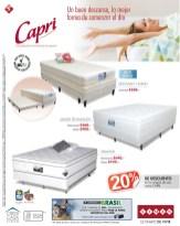 comenzar el dia con un buen descanso CAMAS CAPRI - 11abr14