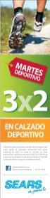 martes deportivo promocion 3x2 SEARS - 29abr14