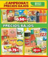 precios bajos jugos gaseosas y ceverzas - 05abr14
