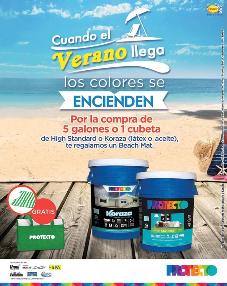 promocione en pinturas protecto - 21abr14