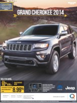 promotion Jeep GRAND Cherokee 2014 - 03abr14