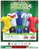 seleccion favorita MUNDIAL 2014 gorra mas camiseta - 08abr14
