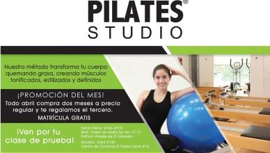 transforma tu cuerpo PILATES studio - 21abr14