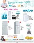 Combos de electrodomesticos MABE para MAMA - 07may14