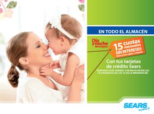 Dia y Noche de Compras TODO el ALMACEN sears - 03may14