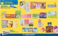 FArmacias SAN RAFAEL y Librerias Marcela - 13may14