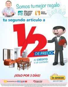FIN DE SEMANA segundo articulo HALF PRICE - 02may14