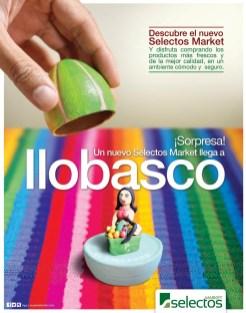 Felicidades nuevo super selectos market ILOBASCO