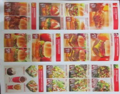 Las mejores promociones WENDYS gourtmet burgers