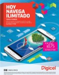 Navega ilimitado INTERNET Digicel el salvador - 24may14
