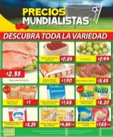 Ofertas BISTEC posta de cerdo precios mundialistas - 16may14