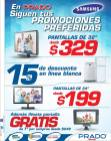 PRADO promociones preferidas electrodomesticos - 22may14