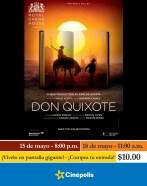 Royal opera house CINEMA DON QUIXOTE cinepolis