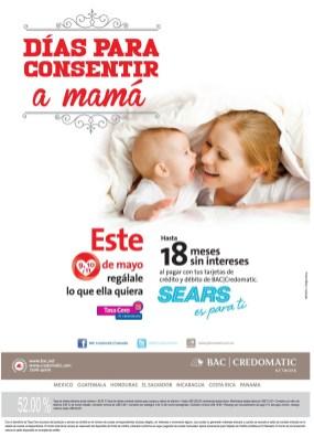 SEARS es para ti y mama descuento CREDOMATIC - 09may14