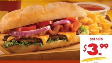 Sandwich Chiken Cheesse o Ranch DELI LUNCH nash - may14