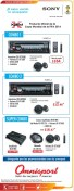 Super combo SONY XPODE car system audio - 24may14