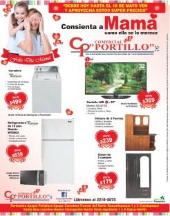 super precios para MAMA gracias a comercial portillo