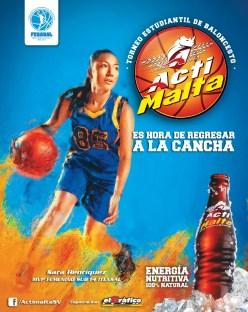 BASKETBALL Torneo estuiantil de baloncesto ACTI MALTA fesabal