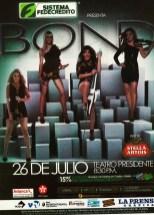 BOND girls concert inivta STELLA ARTOIS