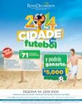 BRASIL world cup promotion FUTEBOL decameron - 23jun14