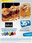 Descuento en restaurante INKA Grill tarjetas banco agricola - 18jun14