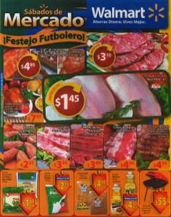 Esta cordialmente invitado SABADOS DE MERCADO ofertas WALMART -13jun14
