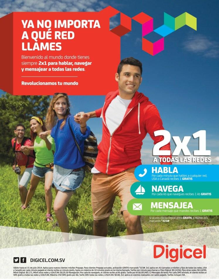 HABLA navega MENSAJEA promocion DIGICEL el salvador - 24jun14