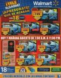 HOY y Mañana ABIERTO con grandes OFERTAS Walmart - 27jun14