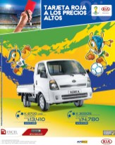 KIA truck promotion K 3000