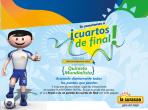 LA CURACAO te lleva a os cuartos de final brasil 2014