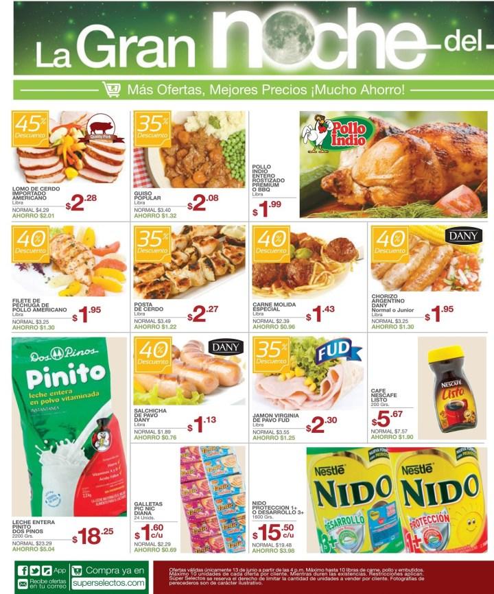 Noche de Viernes 13 SUPER SELECTOS grandes ofertas - 13jun14