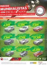 Precios mundialistas COMPRAR autos usados - 16jun14