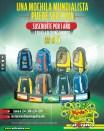 Promociones EL GRAFICO mochila mundialista - 20jun14