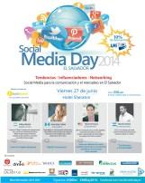 Se acerca el social media day 2014 - 25jun14
